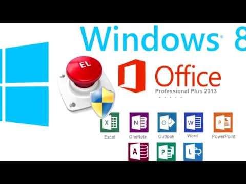 KMSpico 2017 Activador de Windows 8/8.1 10  y Office 2013 (Como descargar e instalar)