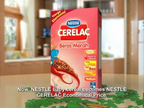 Nestle Cerelac Harga Ekonomis - Talking Spoon 15'' video