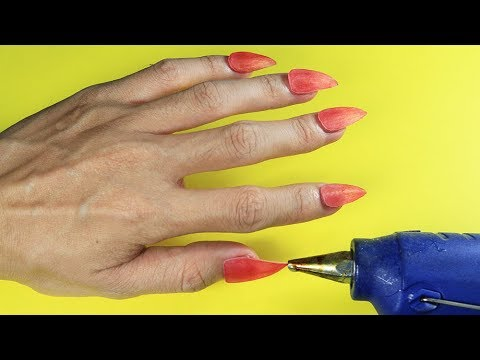 03 Awesome Hot Glue DIY Life Hacks for Crafting