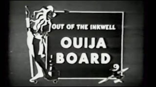 Out of the Inkwell: The Ouija Board - Max Fleischer 1920