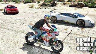 GTA 5 REAL LIFE MOD #522 - WHAT IN THE HELLCAT!!! (GTA 5 REAL LIFE MODS)