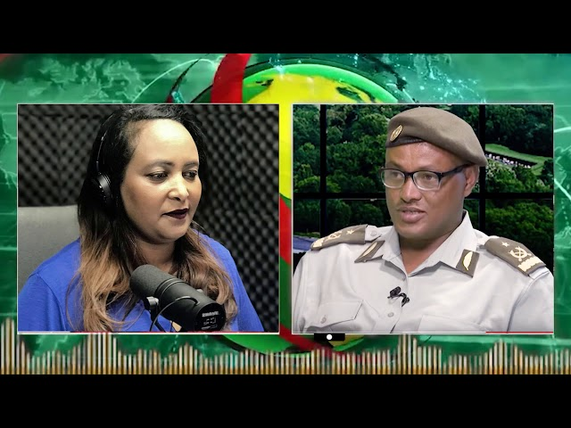 Interview With General Melaku Shiferaw On Ethio-Eritrea Border