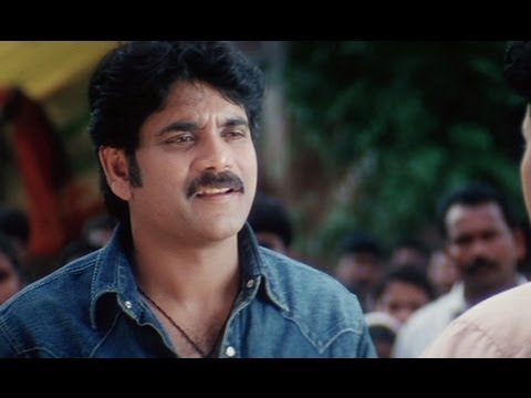 Nagarjuna Fights The Local Goons - Meri Jung One Man Army