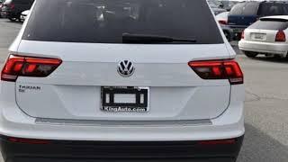 New 2019 Volkswagen Tiguan Gaithersburg MD Bethesda, MD #19T563