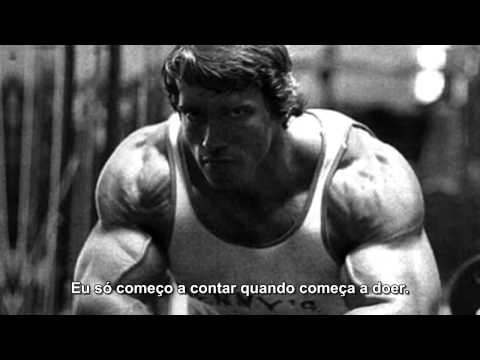 Discurso raro 6 Segredos para o Sucesso  Arnold SchwarzeneggerLegendado-PT)