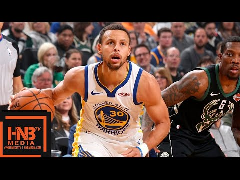 Golden State Warriors vs Milwaukee Bucks Full Game Highlights | 12.07.2018, NBA Season