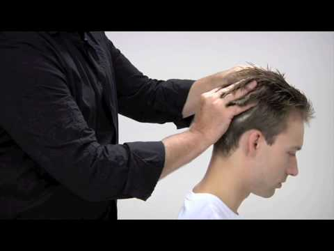 Men's Modern Classic Styling for Fine Hair