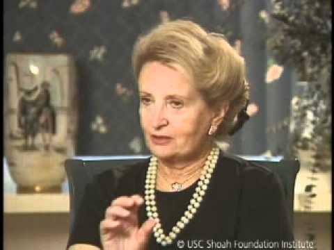 Jewish Survivor Lillian Saunders Testimony