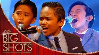 Download Lagu TNT Boys Sing Beyonce's Listen | Little Big Shots Gratis STAFABAND