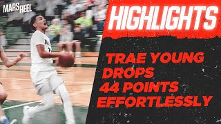 Trae Young Is UNGUARDABLE!!! Drops 48 Points vs Deer Creek | RAW HIGHLIGHTS | Mars Reel