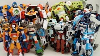 Tobot car toys Transformers collection Athlon vs Aventure robot for Kids