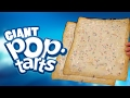 DIY GIANT POP TART - The Musical