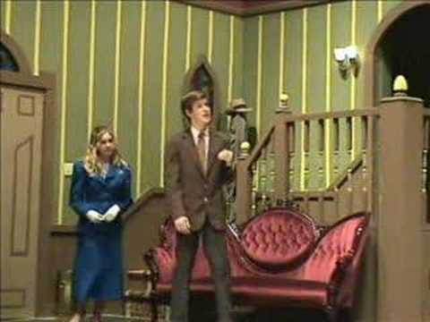 MHS Arsenic and Old Lace commercial #2