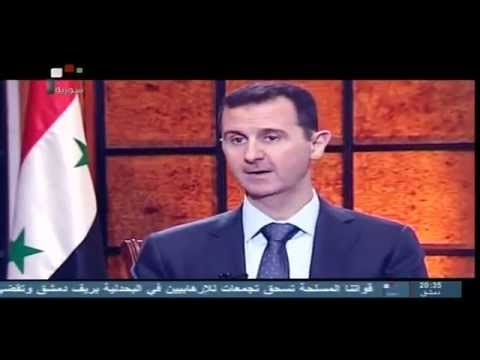President al-Assad -            