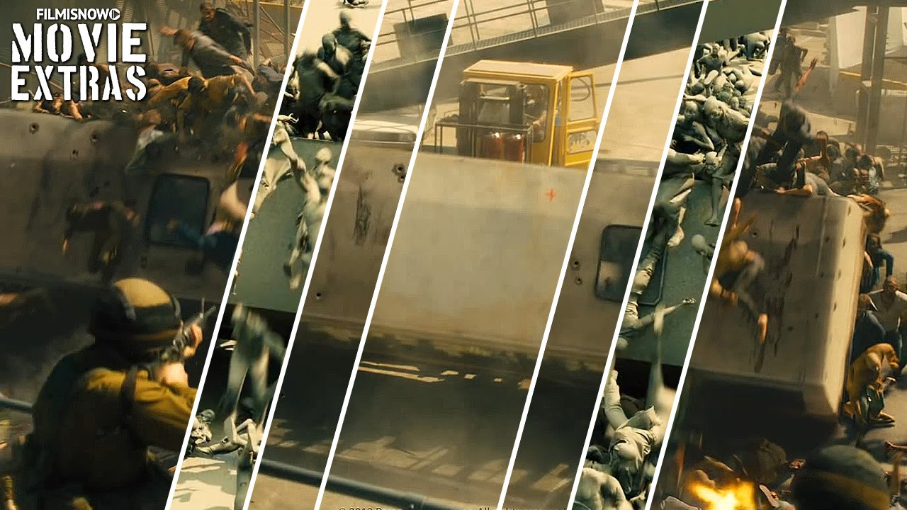 World War Z - VFX Breakdown by MPC (2013)