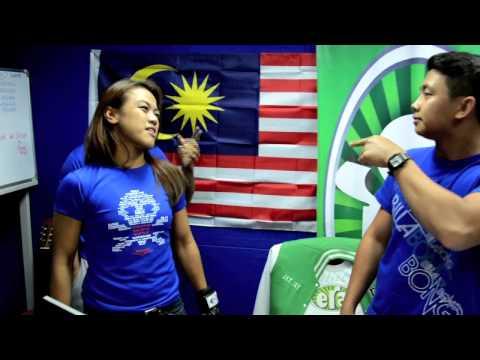 "ERA.fm Sabah : Ann Athena ""Rear Naked Choke"" Jay Jay"