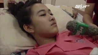 (VTC14)_Nữ sinh phải cắt chân vì bệnh viện thiếu trách nhiệm