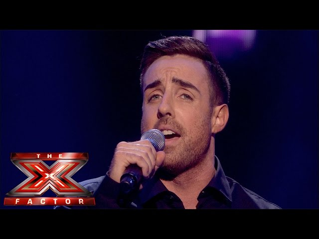 Stevi Ritchie sings This Is The Moment (Sing Off) | Live Results Wk 7 | The X Factor UK 2014