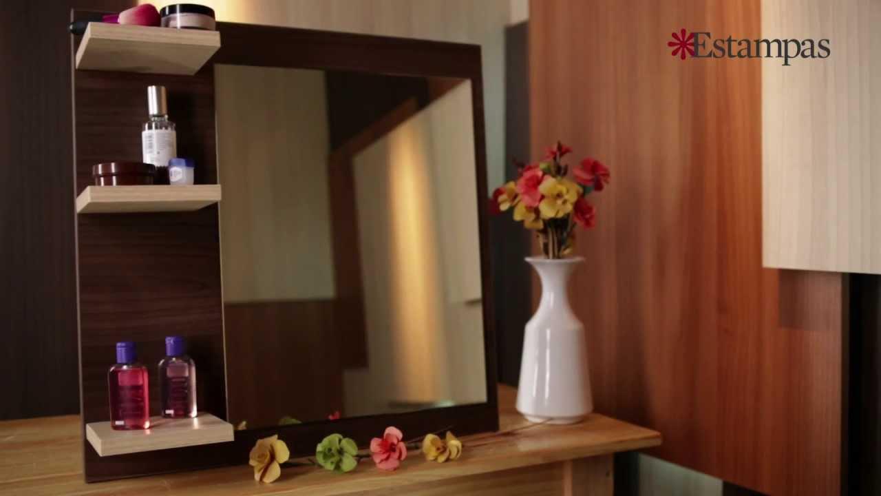 Espejo para el ba o youtube for Espejos cuarto de bano