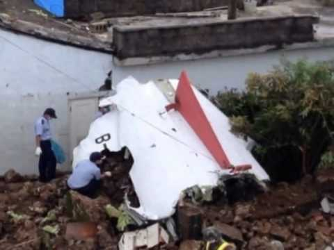 48 confirmed dead in Taiwan plane crash