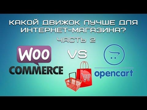 WordPress или Opencart? Сравнение CMS для интернет-магазина (часть 2)