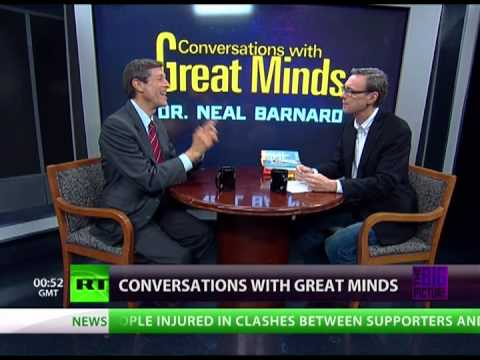 Great Minds - Dr. Neal Barnard - Can you Reverse Disease? P2