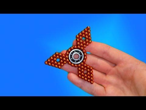 DIY Fidget Spinner |КАК СДЕЛАТЬ СПИННЕР ИЗ НЕОКУБА