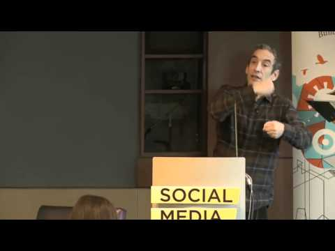 Keynote: Douglas Rushkoff on When Change is Always On