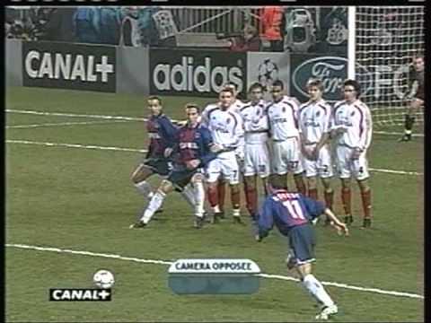 2001 February 20 Paris St Germain France 1 AC Milan Italy 1 Champions League