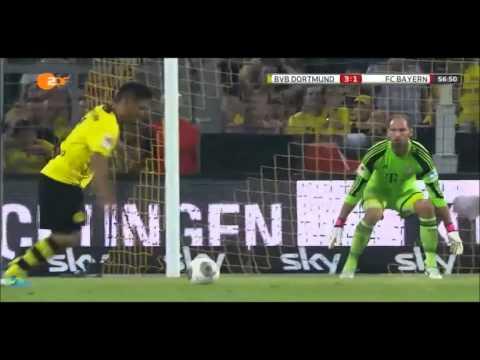 Supercup 2013: BVB Dortmund 4:2 FC Bayern München  | Alles Tore+ Siegerehrung/Full HD