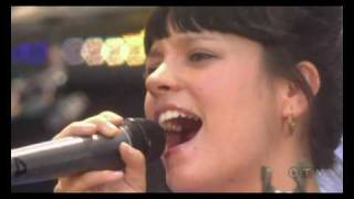 Lilly Allen    LDN  &   SMILE