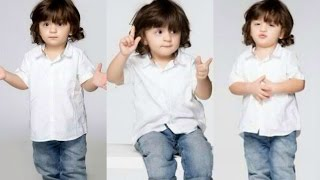 Shahrukh Khan Son AbRam Cute Photoshoot