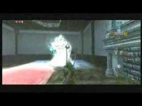 Zelda Twilight Princess Snowpeak Ruins (ice temple) P3