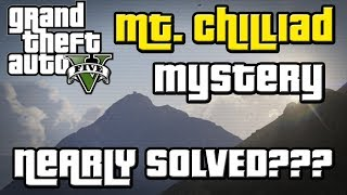 GTA 5 Easter Egg: Mount Chiliad Mystery Nearly Solved?