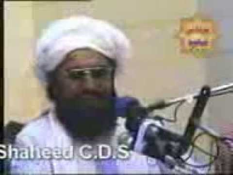 Allama Ahmad Saeed Khan Multani RA (ittehad e ummat)