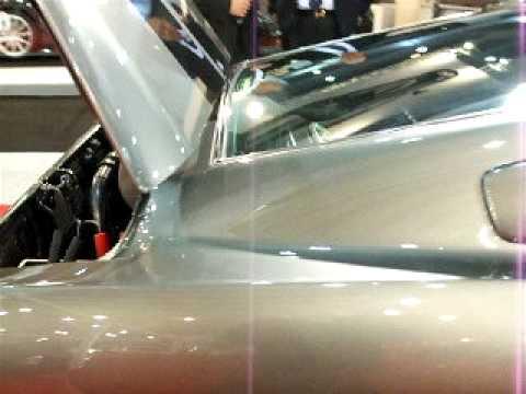 Shelby Mustang GT500 - inside Eleanor