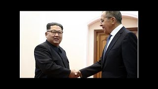 News Russia is not ready to lift sanctions on North Korea, despite Donald Trump's meeting with Ki...