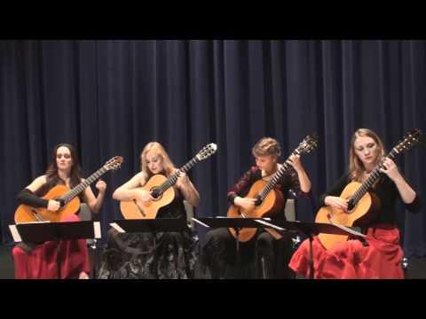 Presti Quartet: Ninochka
