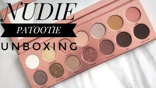 Nudie Patootie Palette Laura Lee Los Angeles| REVIEW