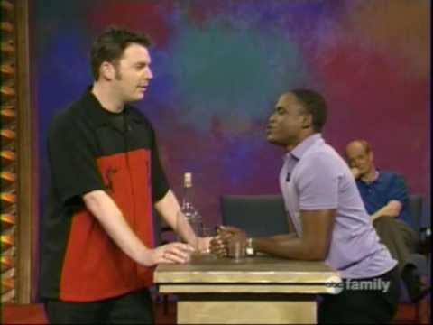 Whose Line Is It Anyway - Funny stuff compilation 5