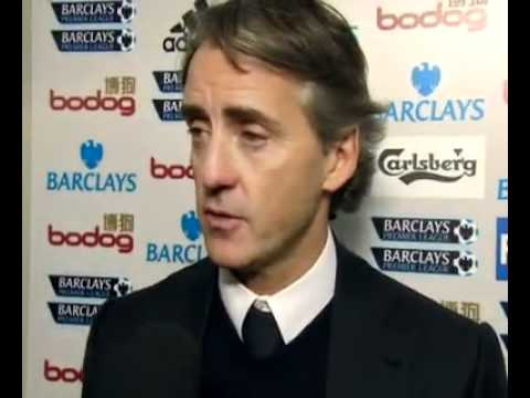 Roberto Mancini was frustrated by City's performance against West Brom.