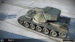 Emil 1 - Обзор Тяжелого танка 8 уровня Швеции