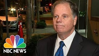 Roy Moore's Opponent Doug Jones Focused On Alabama Issues | NBC News