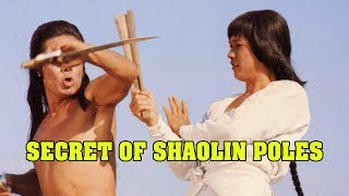 Wu Tang Collection - Secret Of Shaolin Poles (Widescreen)  from Wu Tang Collection