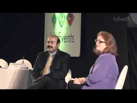 NetEvents APAC Summit - Amit Sinha Roy, Tata Communications - Keynote