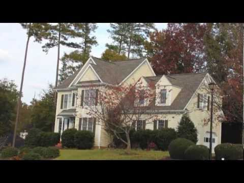 Quick Tour of Haddon Hall, Apex, NC $360,000-$450,000