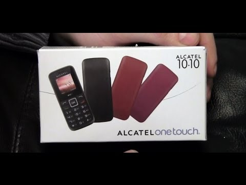 £5 Mobile phone? Asda's Alcatel 10-10 OneTouch Review (UK's cheapest mobile phone)