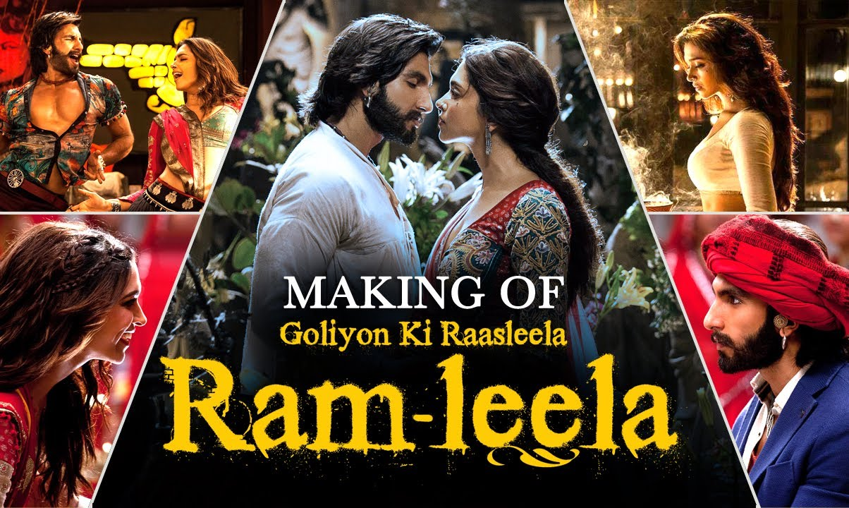 Goliyon Ki Raasleela Ram Leela Making Of The Film Youtube