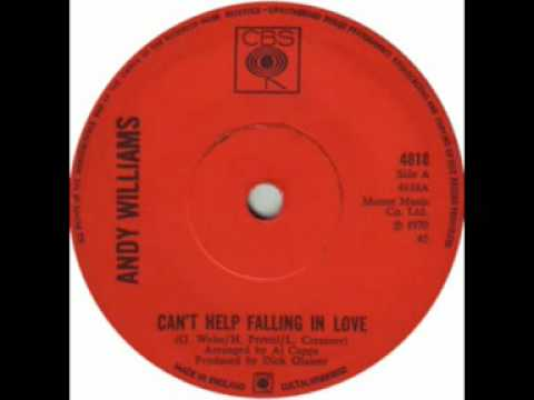 Andy Williams - Falling In Love With Love
