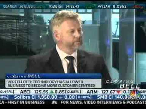 Dariel Interview - CNBC Africa Closing Bell SA
